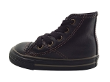 CTAS CORE OX CTAS SOFT LEATHER:NOIR/DESSUS CUIR/CONVERSE Kids