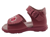 CHARLES IX 56000 ALICIA:FUCHSIA/DESSUS CUIR/BOTTY SELECTION Kids