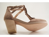 Botty selection femmes go471 rose metal taupe4831401_5