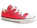 CONVERSE KIDS CTAS CORE OX<br>rouge