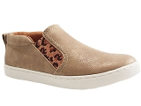 BULL BOXER SNEAKER AEF002<br>taupe