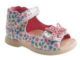 LITTLE MARY KID SHOE SOLEIL<br>multicolore