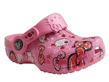 AMBERA CROCS HELLO KITTY:ROSE/AUTRES MATERIAUX/CROCS