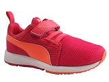 PUMA France Sas CARSON RUNNER V KID<br>rose