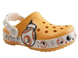 BAYA LINED E STAR WARS:ORANGE/AUTRES MATERIAUX/CROCS