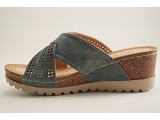 Botty selection femmes mule 4812 fir bleu5289001_3