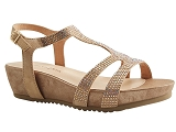 MHF912 SAND17002:BRONZE/AUTRES MATERIAUX/BOTTY SELECTION Femmes