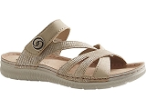 TONG81258 IPANEMA MULE4398:BEIGE/AUTRES MATERIAUX/BOTTY SELECTION Femmes