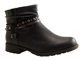 CAMEL 1005821BOOTS:NAVY/AUTRES MATERIAUX/BOTTY SELECTION Femmes