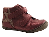 LITTLE MARY KID SHOE CHARLINE<br>bordeaux