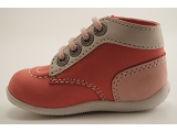 Kickers bonbon rose5425601_3