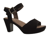 GABOR SHOES 65751<br>noir
