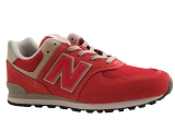 NEW BALANCE NBR GC574RD<br>rouge