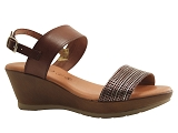DARGO SAND2700 CO:MARRON/DESSUS CUIR/BOTTY SELECTION Femmes