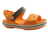 CATANIA CROCSBAND SANDAL KIDS 1:ORANGE/AUTRES MATERIAUX/CROCS