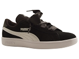 PUMA Adultes SMASH V2 RIBBON JR-NOIR
