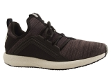 PUMA France Sas MEGA NRGY HEATHER KNIT<br>noir