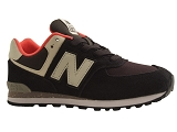NEW BALANCE NBR GC574HA<br>noir