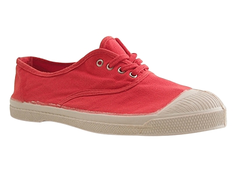 Bensimon tennis 15004 rouge