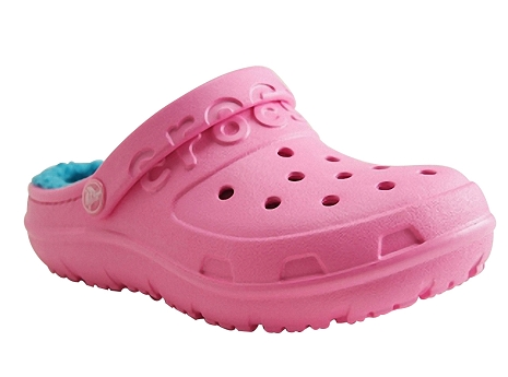 Crocs hilo lined clog kid rose