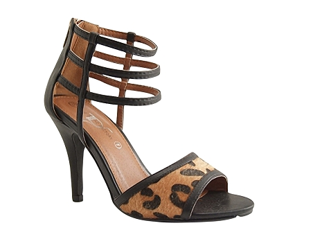Botty selection femmes tdf2057 leopard