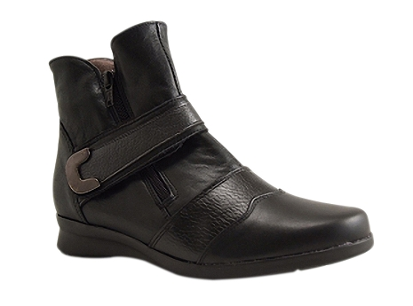 Botty selection femmes boot10303dn noir