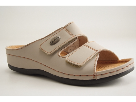 Botty selection femmes mule741 beige