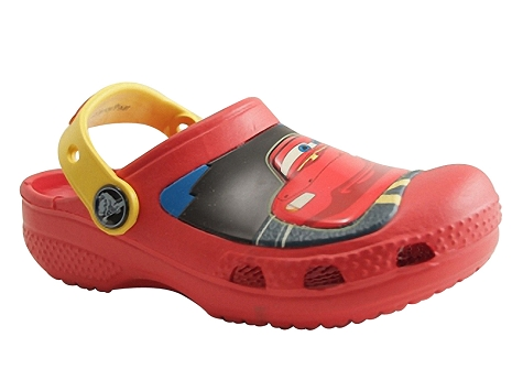 Crocs mcqueen francesco rouge