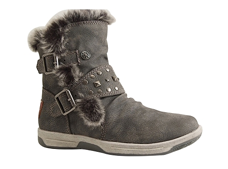 Botty selection femmes 1005998boots gris graphite