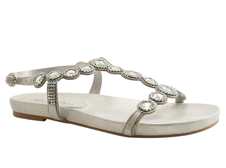 Botty selection femmes sand17010 silver