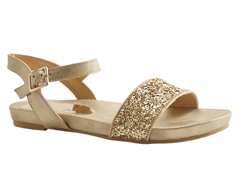 Botty selection femmes sand17016 gold
