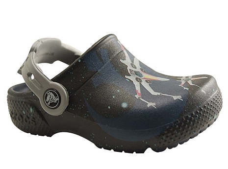 Crocs crocsfunlab star wars navy