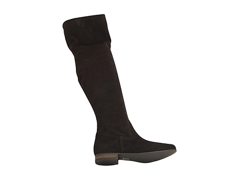 Botty selection femmes 1714botte noir