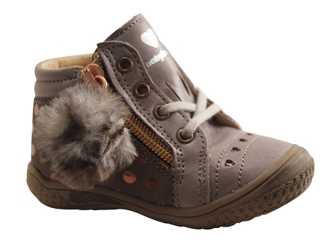 Babybotte anabelle gris clair