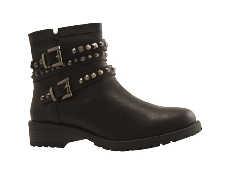 Botty selection femmes 1013091boots noir