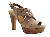 Chaussure BOTTY Femme 28389/20 28389-20 CREAM ANTIC