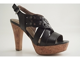 Chaussure BOTTY Femme 28389/20 28389-20 BLACK ANTIC
