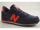 Chaussure NEW BALANCE KL410RNY 282740-NAVY-RED