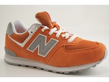 Chaussure NEW BALANCE KL574 282650-GOLDEN POPPY