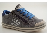 Chaussure PLDM BY PALLADIUM ELLIOT 72675-METAL BLUE