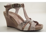 Chaussure REGARD ADIGE REANO REANO-HAVANNA-LIGHT GRIS
