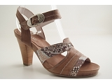 Chaussure REGARD ADIGE RABAQ RABAQ-HAVANNA-LIGHT GRIS