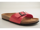 Chaussure BIRKENSTOCK MADRID Mule-239473-Rose/Red