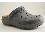Chaussure CROCS HILO LINED Chaussures Femme-Gris