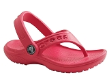 CROCS EUROPE BV BAYA  FLIP KID<br>fuchsia