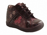 79219 ZOUQUET:BORDEAUX/DESSUS CUIR/BOTTY SELECTION Kids