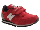 VATIEN KE420:ROUGE/NYLON/NEW BALANCE KIDS