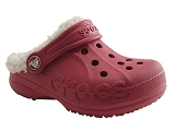 CROCS EUROPE BV BAYA LINED E<br>bordeaux