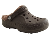 SNEAKER 512351 BAYA LINED E:EXPRESSO/AUTRES MATERIAUX/CROCS