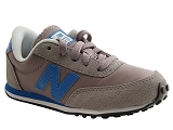 KJ996GUY KL410YBY:GRIS/NYLON/NEW BALANCE KIDS